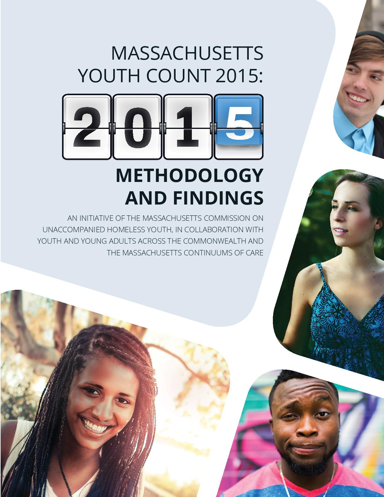 Youth Count 2015 report